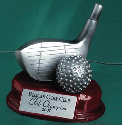 SilverStone Golf Driver Award