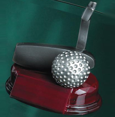 SilverStone Golf Putter Award